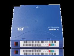 קלטת גיבוי נתונים HP C7971A 200GB