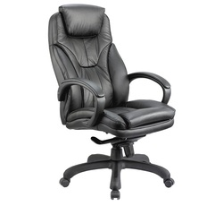 כיסא מנהלים ריפוד PU דגם ראדו גבוה