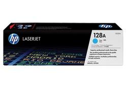 טונר כחול מקורי HP 128A CE321A