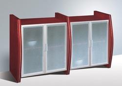 ארון מנהל דלתות זכוכית דגם 241