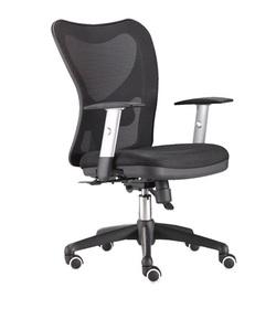 כסא מנהל גב רשת נמוך דגם קיסר