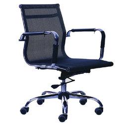 כיסא מנהלים גב רשת דגם גלרי P נמוך