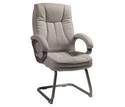 כסא אורח ריפוד PU דגם סאב