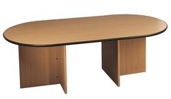 שולחן ישיבות אליפסה דגם ביצה 320