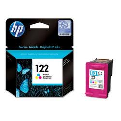 ראש דיו צבעוני מקורי HP 122 - CH562HE