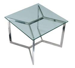 שולחן המתנה מרובע דגם דיאור