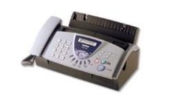 פקס - טלפון Brother T-104