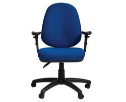 כסא מחשב עם ידיות מתכווננות דגם דין B