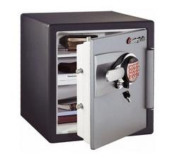 כספת אלקטרונית חסינת אש ומים Sentry Safe QA3817