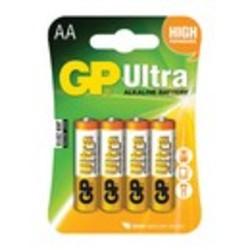 8 סוללות AA מירקייס/GP