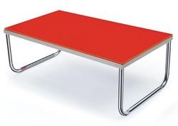 שולחן המתנה מלבני דגם ארמאני