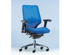 כסא מנהלים גב רשת דגם לקסוס נמוך