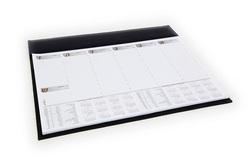 יומן - לוח תכנון שבועי