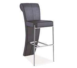 כסא בר דגם גלימה 8429-C