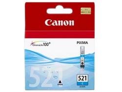 ראש דיו כחול מקורי Canon CLI-521