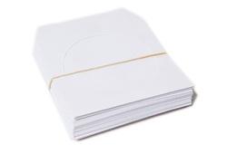 50 מעטפות נייר 125X125 מ