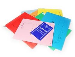 תיקים מודפסים לפי דרישה