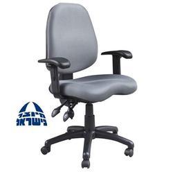 כסא מחשב עם ידיות דגם ליאור