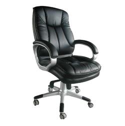 כיסא מנהלים גבוה ריפוד PU דגם אריסטו