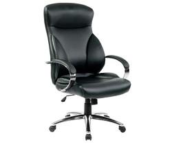כסא מנהלים גב PU דגם בראוו גבוה