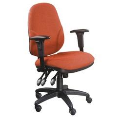 כסא מחשב אורתופדי עם ידיות דגם סיוון G