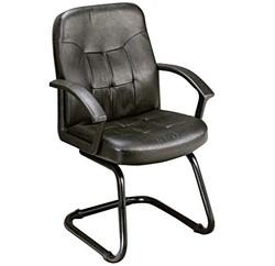 כסא אורח ריפוד PU דגם פז
