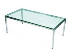 שולחן המתנה זכוכית דגם ארמאני