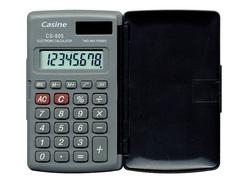 מחשבון כיס סולארי Casine CS-805