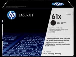 טונר שחור מקורי HP 61X C8061X