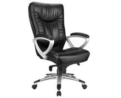 כיסא מנהלים גבוה ריפוד PU דגם סיטיזן