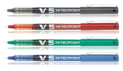 עט פיילוט Pilot Hi-tecpoint  V-5
